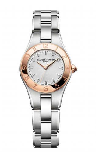 BAUME & MERCIER Linea Two-tone Ladies Watch 10079